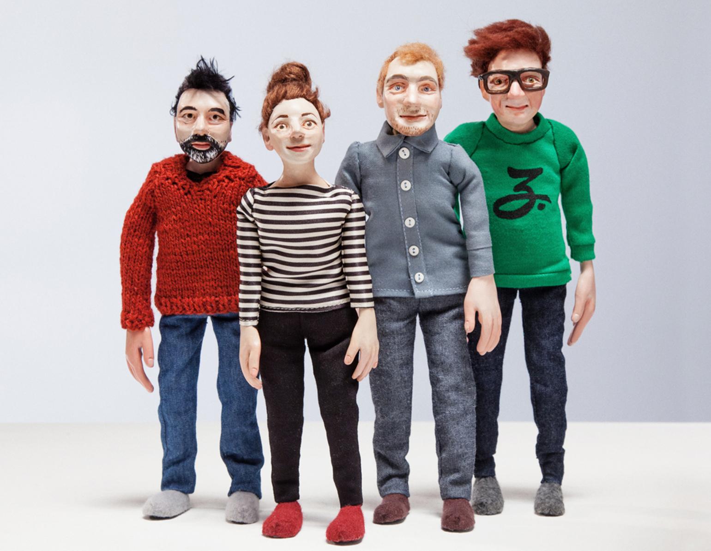 Zeughaus Puppen